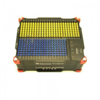 Zestaw PAX 2.7/3.5mm Locking Screw Rack Securos
