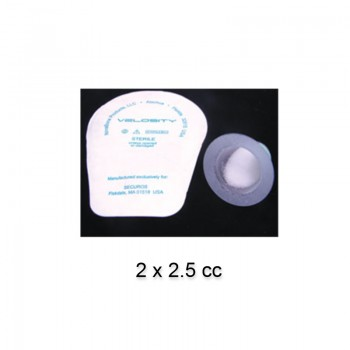 Dental Bioactive Synthetic Bone Graft 2x2.5cc - Particulate (steril) Securos