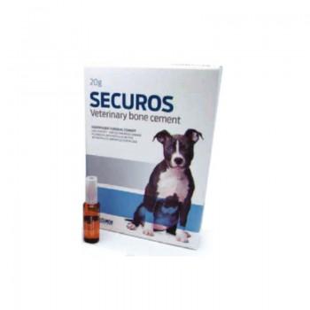 Cement kostny 20g - Veterinary Bone Cement 20g Securos