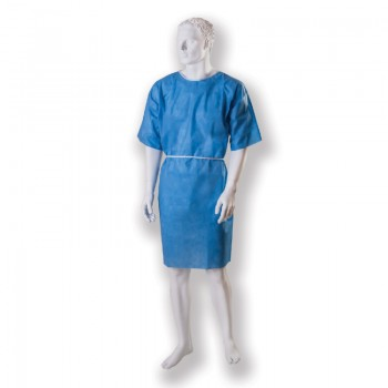 Koszula pacjenta wiązana (jednorazowego użytku, niejałowa) Zarys