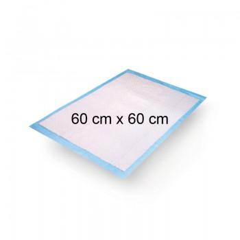 Podkład chłonny 60cmx60cm BETAtex (opak. 25 sztuk) Zarys