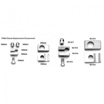 ESF Titan Clamp Individual Replacment Components Securos