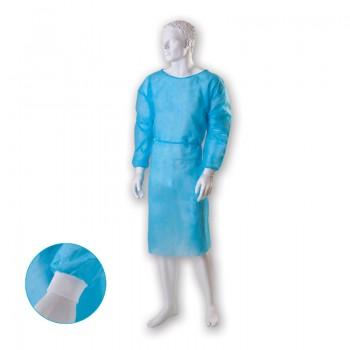 Fartuch medyczny z mankietami 25 BETAtex (opak. 10 sztuk) Zarys