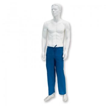 Spodnie operacyjne wiązane (włokninowe, niejałowe) Zarys