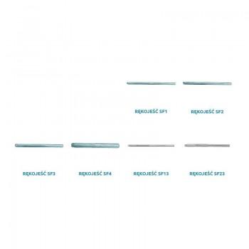 Trzonek rękojeść do ostrza mikrochirurgicznego (system Fine) Swann&Morton
