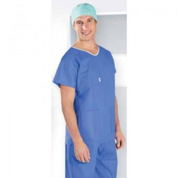 copy of Komplet zabiegowy bluza+spodnie Sentinex Soft (spunbond, niebieski) Lohmann&Rauscher