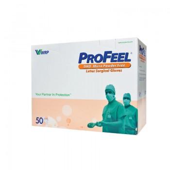 Rękawice mikrochirurgiczne Profeel DHD Micro (50 par) Zarys