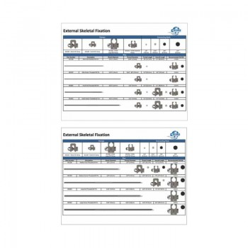 External Skeletal Fixation Instructional CD-ROM Securos