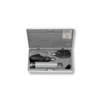 Zestaw diagnostyczny BETA 200 S LED (skiaskop BETA200, ładowarka USB) Heine
