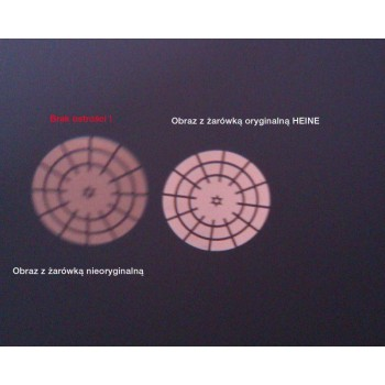 Żarówka do otoskopu 2,5V Heine